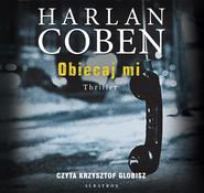 okładka Obiecaj mi, Audiobook | Harlan Coben