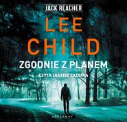 okładka Zgodnie z planem, Audiobook | Lee Child