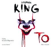 okładka To, Audiobook | Stephen King
