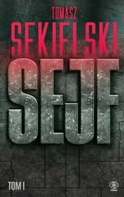 okładka Sejf, Ebook | Tomasz Sekielski