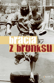okładka Bracia z Bronksu, Ebook | Luc Adrian