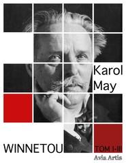 okładka Winnetou TOM I - III, Ebook | Karol May