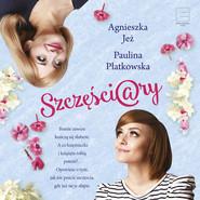 okładka Szczęściary, Audiobook | Agnieszka Jeż, Paulina Płatkowska