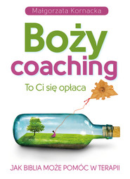 okładka Boży Coaching, Ebook   Małgorzata Kornacka