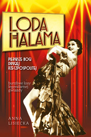 okładka Loda Halama, Ebook | Anna Lisiecka