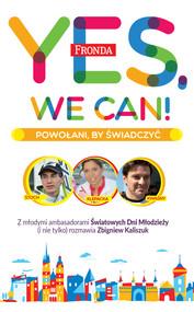 okładka Yes, We Can!, Ebook   Zbigniew Kaliszuk