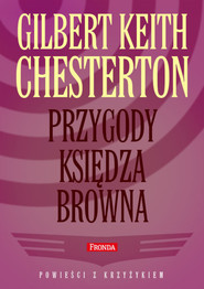 okładka Przygody księdza Browna, Ebook | Gilbert Keith  Chesterton