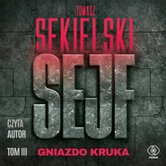 okładka Sejf. Gniazdo Kruka, Audiobook | Tomasz Sekielski