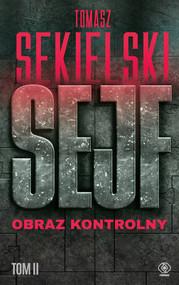 okładka Sejf. Obraz kontrolny, Ebook | Tomasz Sekielski