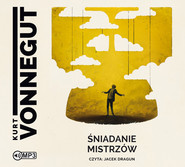 okładka Śniadanie mistrzów, Audiobook   Kurt Vonnegut