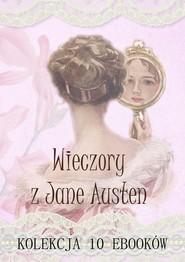 okładka Wieczory z Jane Austen. 10 EBOOKÓW, Ebook   Jane Austen