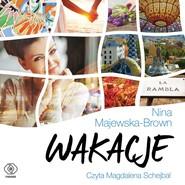 okładka Wakacje, Audiobook | Nina Majewska-Brown