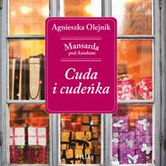 okładka Cuda i cudeńka, Audiobook   Agnieszka Olejnik