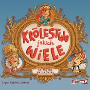 okładka Królestwo jakich wiele, Audiobook | Katarzyna Wasilkowska