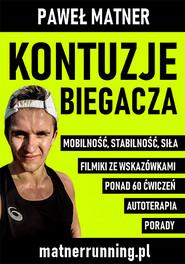 okładka Kontuzje Biegacza, Ebook | Paweł Matner