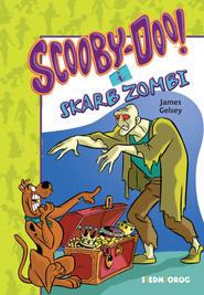 okładka Scooby-Doo i skarb zombi, Ebook | James Gelsey