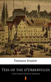okładka Tess of the d'Urbervilles, Ebook | Thomas Hardy