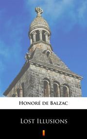 okładka Lost Illusions, Ebook | Honoré  de Balzac