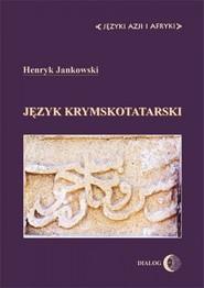 okładka Język krymskotatarski, Ebook | Henryk Jankowski