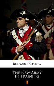 okładka The New Army in Training, Ebook | Rudyard Kipling
