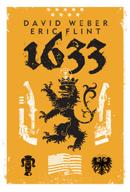 okładka 1633, Ebook | Flint Eric, David Weber