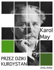 okładka Przez dziki Kurdystan, Ebook | Karol May