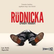 okładka Diabli nadali, Audiobook   Olga Rudnicka