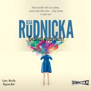 okładka Emilia Przecinek. Tom 1. Granat poproszę!, Audiobook   Olga Rudnicka