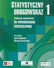okładka Statystyczny drogowskaz 1, Ebook | Sylwia Bedyńska, Marzena  Cypryańska