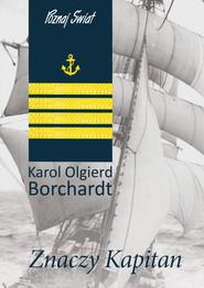 okładka Znaczy Kapitan, Ebook | Karol Olgierd  Borchardt