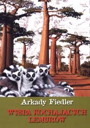 okładka Wyspa kochających lemurów, Ebook | Arkady Fiedler