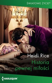 okładka Historia pewnej miłości, Ebook   Heidi  Rice