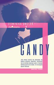 okładka Candy, Ebook | Dominika Smoleń