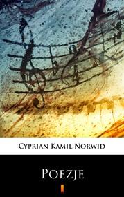 okładka Poezje, Ebook | Cyprian Kamil Norwid