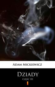 okładka Dziady, Ebook | Adam Mickiewicz