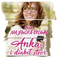 okładka Anka i diabeł stróż, Audiobook | Nina Majewska-Brown