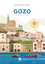 okładka Gozo, Ebook   Piotr Ibrahim Kalwas