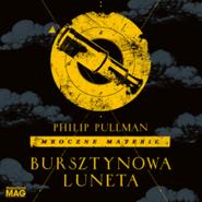 okładka Bursztynowa luneta, Audiobook   Philip Pullman