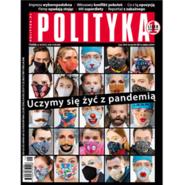 okładka AudioPolityka Nr 16 z 15 kwietnia 2020 roku, Audiobook | Polityka