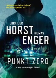 okładka Punkt zero, Ebook | Thomas  Enger, Jørn Lier Horst