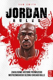 okładka The Jordan rules, Ebook | Smith Sam