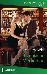 okładka Biznesmen z Mediolanu, Ebook | Kate Hewitt