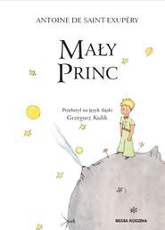 okładka Mały Princ, Ebook | Antoine  de Saint-Exupery