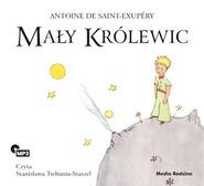 okładka Mały Królewic, Audiobook | de Saint Exupery Antoine