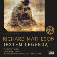 okładka Jestem legendą, Audiobook | Matheson Richard