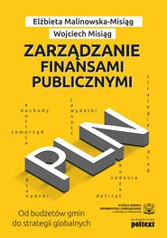 okładka Zarządzanie finansami publicznymi, Ebook | Wojciech Misiąg, Elżbieta Misiąg
