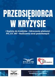 okładka Przedsiębiorca w kryzysie, Ebook | Praca Zbiorowa