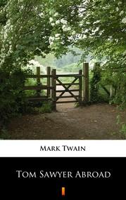 okładka Tom Sawyer Abroad, Ebook   Mark Twain
