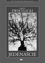 okładka Jedenaście, Ebook   Marcin  Świetlicki