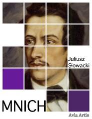 okładka Mnich, Ebook | Juliusz Słowacki